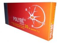 Polybé B-vitamin étrend-kiegészítő tabletta, 20 db
