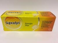 Supradyn Energia Plus multivitamin pezsgőtabletta, 10 db