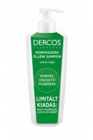 Vichy Dercos korpásodás elleni sampon száraz hajra, 390 ml, limitált kiszerelés