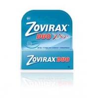 Zovirax Duo krém ajakherpeszre 2 g